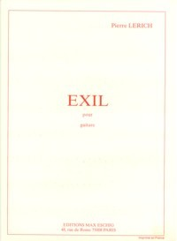 Exil available at Guitar Notes.