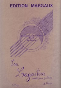 La Lagartera,cuento available at Guitar Notes.