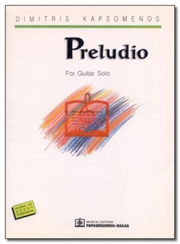 Preludio available at Guitar Notes.