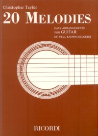20 Melodies available at Guitar Notes.