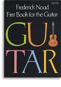 First Book for the Guitar, Part 3 available at Guitar Notes.