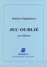 Jeu Oublie available at Guitar Notes.