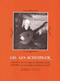 Sonatas No.1 & 2 available at Guitar Notes.