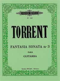 Fantasia Sonata no.3 available at Guitar Notes.