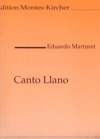 Canto Llano available at Guitar Notes.