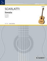 Sonata in a minor (Segovia) available at Guitar Notes.