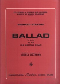 Ballad op.45 available at Guitar Notes.