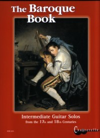 The Baroque Book available at Guitar Notes.