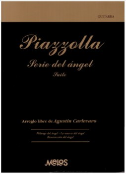 Serie del Angel (Carlevaro) available at Guitar Notes.