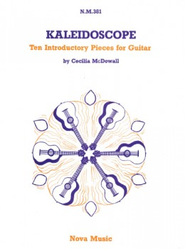Kaleidoscope available at Guitar Notes.