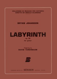 Labyrinth, op.30(Tanenbaum) available at Guitar Notes.
