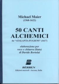 50 Canti Alchemici(Bortolai) available at Guitar Notes.