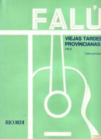 Viejas tardes provincianas available at Guitar Notes.