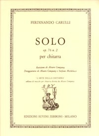 Solo, op.76/2(Company) available at Guitar Notes.