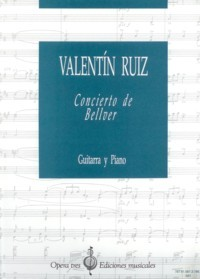 Concierto de Bellver available at Guitar Notes.