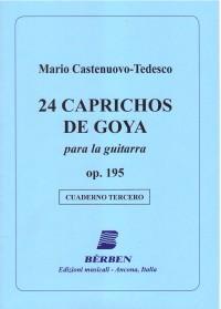 24 Caprichos de Goya, Vol.3 available at Guitar Notes.
