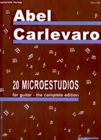 20 Microestudios-complete available at Guitar Notes.