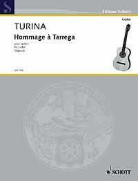 Hommage a Tarrega available at Guitar Notes.