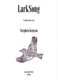 Larksong, tremolo available at Guitar Notes.