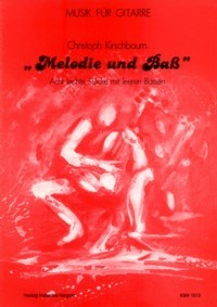 Melody & Bass, Vol.1 available at Guitar Notes.