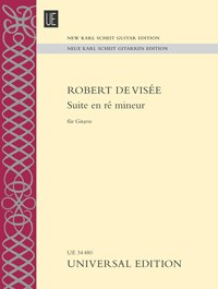 Suite in d minor (van Gonnisen) available at Guitar Notes.