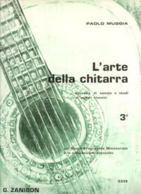 L'Arte della chitarra, Vol.3 available at Guitar Notes.