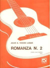 Romanza no.2 available at Guitar Notes.