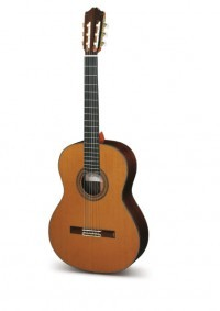 Cuenca: Model S-90* (Senorita 7/8 size) available at Guitar Notes.