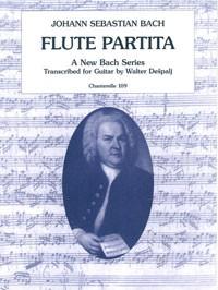 Flute Partita, BWV1013(Despalj) available at Guitar Notes.