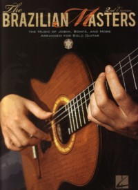 The Brazilian Masters available at Guitar Notes.