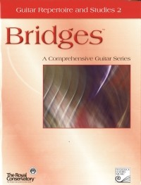 Bridges: Guitar Repertoire & Studies 2 available at Guitar Notes.