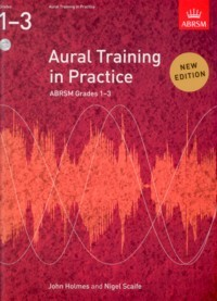 Aural Training in Practice Grades 1-3 available at Guitar Notes.
