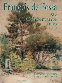 Six Concertante Duos op.17 Book 2 available at Guitar Notes.