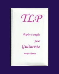 Nail Papers (single pack) available at Guitar Notes.