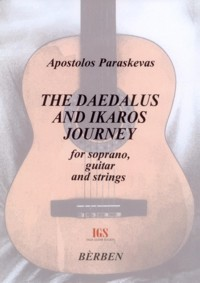 The Daedalus & Ikaros Journey[Sop/Gtr/Str.Qtet] available at Guitar Notes.