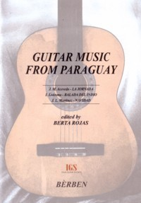Guitar Music from Paraguay available at Guitar Notes.