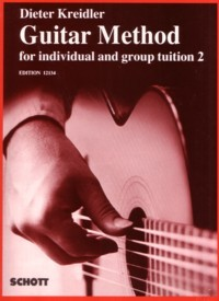 Guitar Method, Vol.2 available at Guitar Notes.