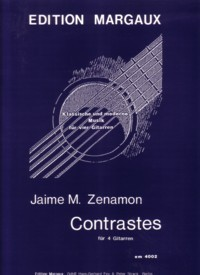 Contrastes available at Guitar Notes.