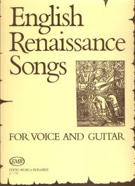 English Renaissance Songs [Med Voc] available at Guitar Notes.