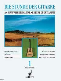 The Guitarist's Hour, Book 1 available at Guitar Notes.