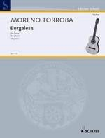 Burgalesa available at Guitar Notes.