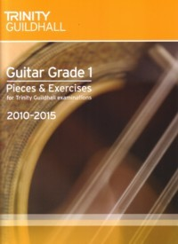 Guitar Grade 1, 2010-2015 available at Guitar Notes.