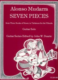 Seven Pieces(Duarte) available at Guitar Notes.