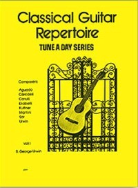Classical Guitar Repertoire available at Guitar Notes.