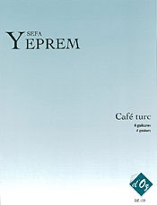 Cafe Turc available at Guitar Notes.