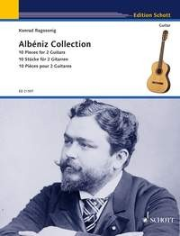 The Albeniz Collection (Ragossnig) available at Guitar Notes.