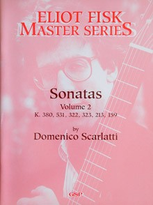 Sonatas, Vol.2(Fisk) available at Guitar Notes.