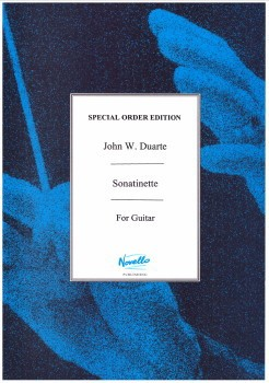 Sonatinette, op.35 available at Guitar Notes.