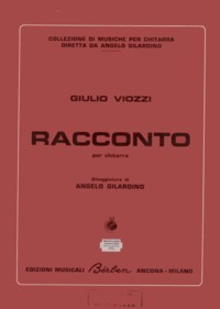 Racconto available at Guitar Notes.