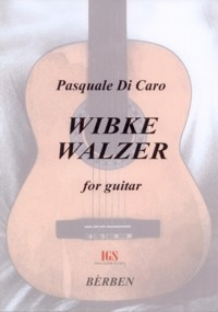 Wibke Walzer available at Guitar Notes.